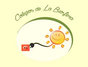 Logo del proyecto Colegios de la Biosfera.