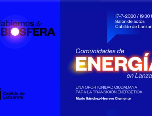 Comunidades de energía: una oportunidad ciudadana para la transición energética